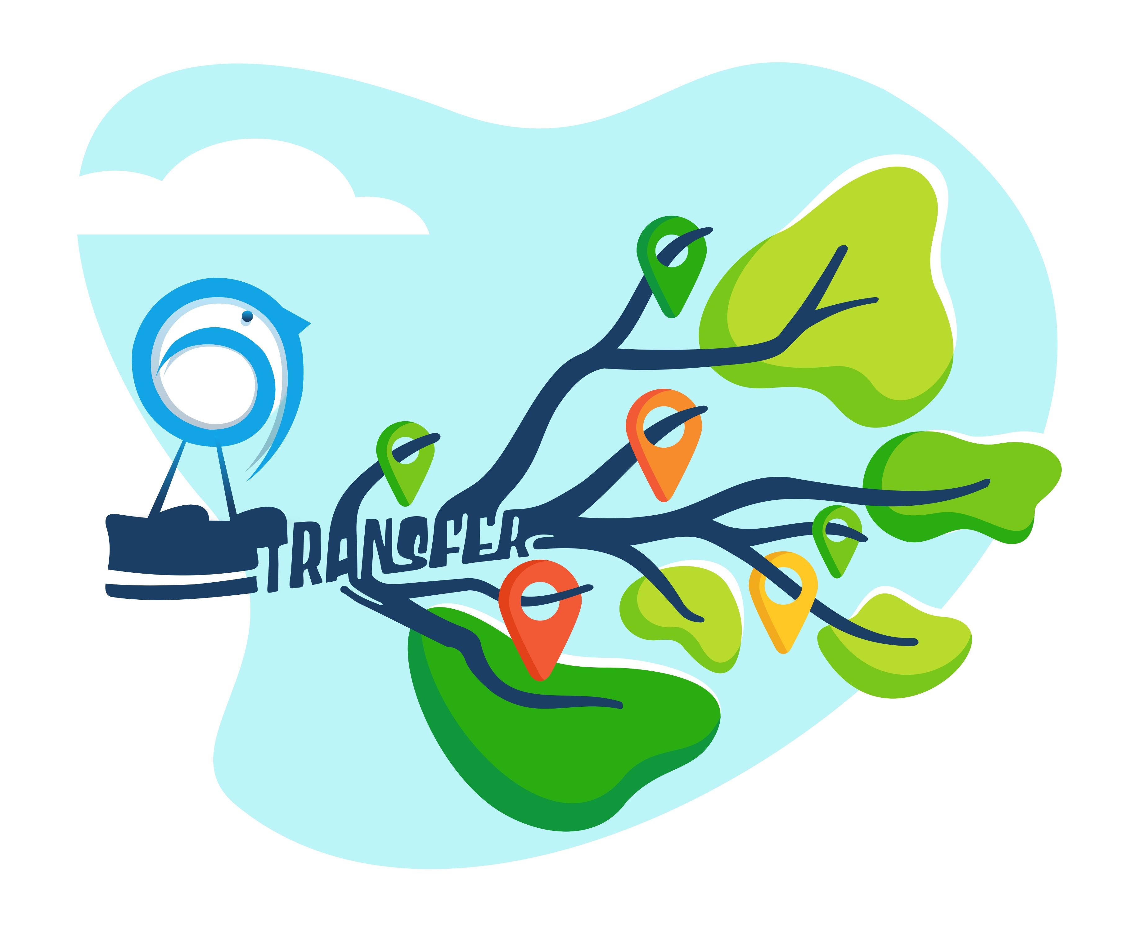 ScribTransfer illustration